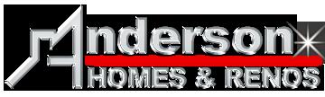 Anderson Homes & Renos