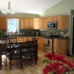 Kitchen Remodel in Blairmore 1